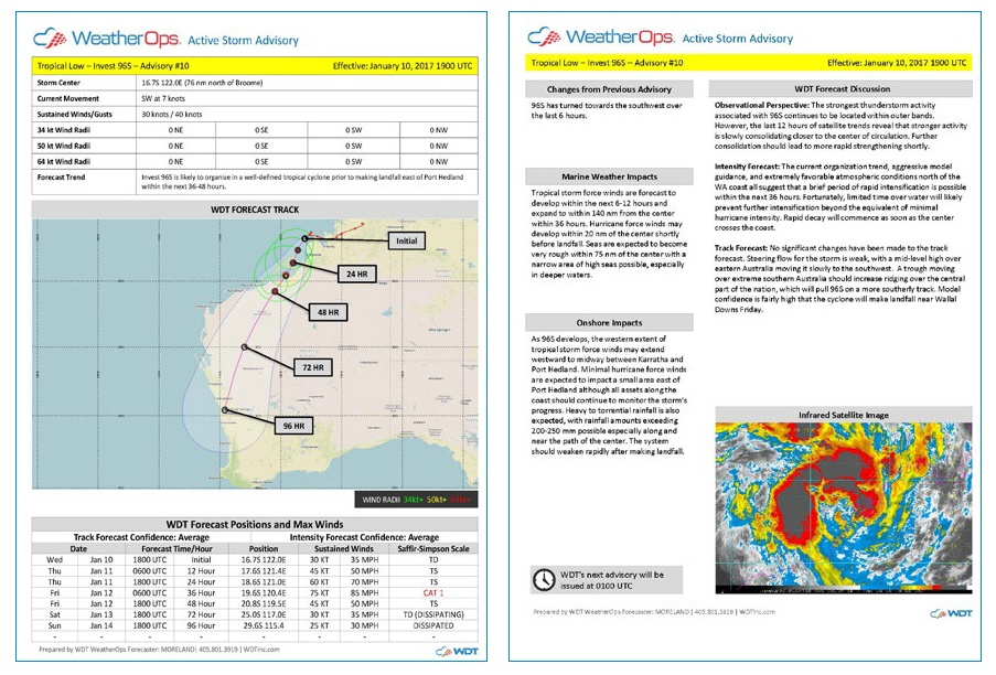 maritime-disturbance-advisories