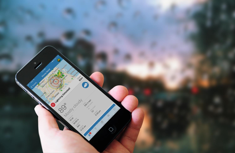 WeatherOps Mobile App