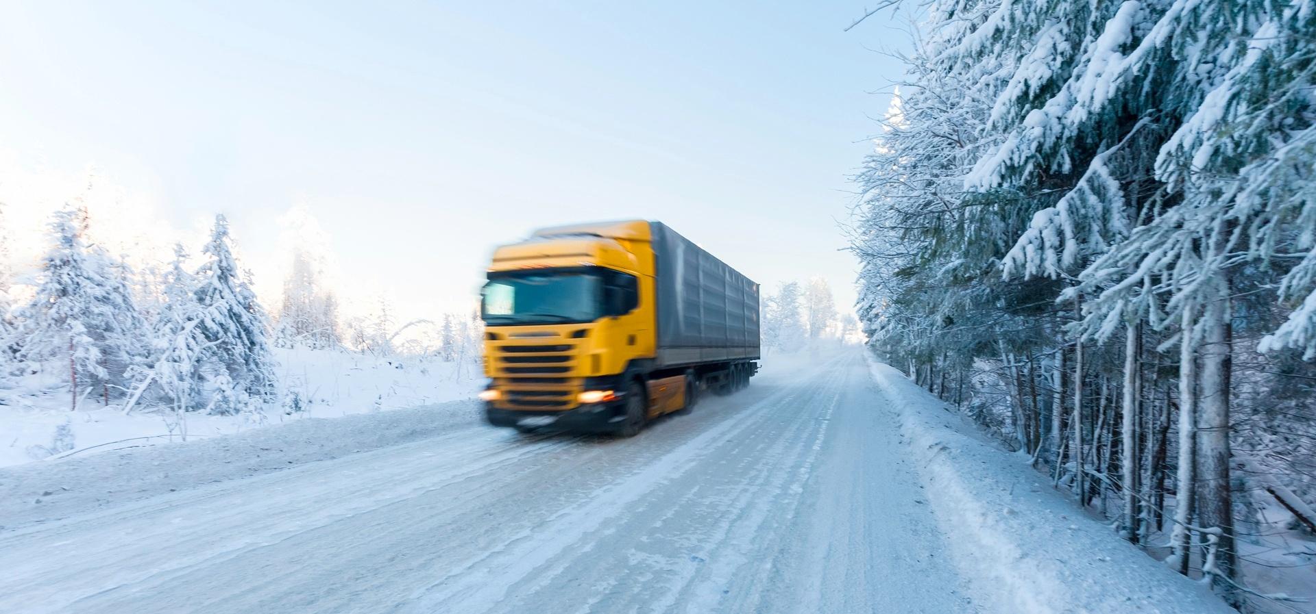 Winter Weather - Truck