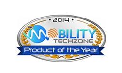 Mobility Tech Zone Logo - Product of the Year
