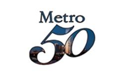 Metro 50 Logo