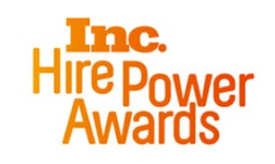 Inc Hire Power Awards Logo
